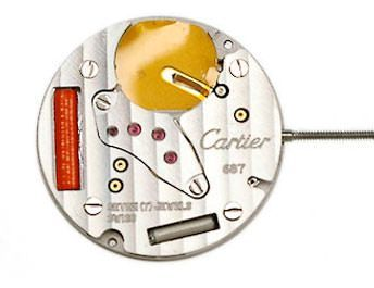 Cartier caliber 687