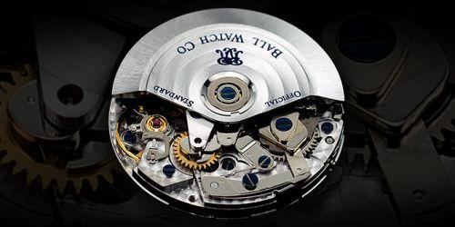 Ball Watch caliber RR1407