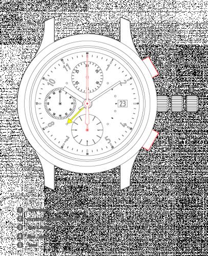 La Joux-Perret caliber 8130-1