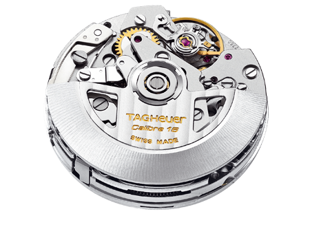 TAG Heuer caliber Calibre 16