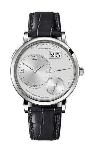 A. Lange & Söhne 117.025 : Grand Lange 1 Platinum / Silver