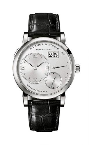 191.025 : A. Lange & Söhne Lange 1 Platinum / Silver