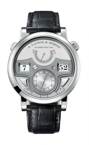 147.025 : A. Lange & Söhne Zeitwerk Minute Repeater Platinum / Silver
