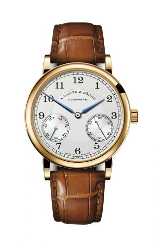 A. Lange & Söhne 234.021 : 1815  Up/Down Yellow Gold
