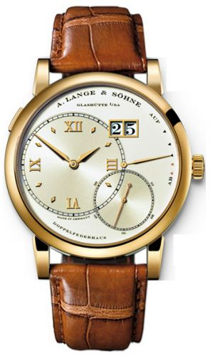 A. Lange & Söhne 115.022 : Grand Lange 1 Yellow Gold / Champagne