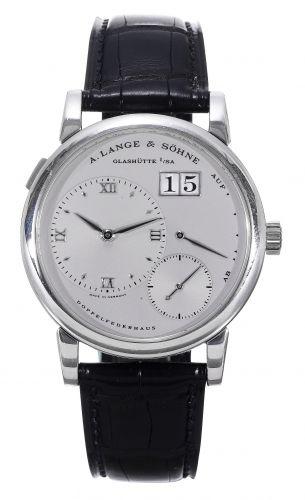A. Lange & Söhne 101.005 : Lange 1 Platinum
