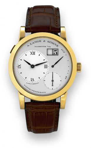 A. Lange & Söhne 101.022 : Lange 1 Yellow Gold Painted