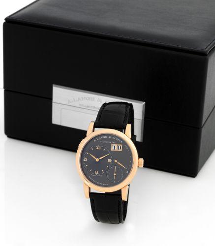 A. Lange & Söhne 101.033 :  Lange 1 Pink Gold Grey