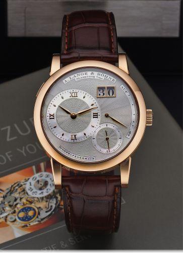 A. Lange & Söhne 110.031 : Lange 1 Soirée Pink Gold