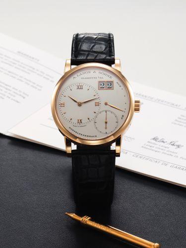 A. Lange & Söhne 111.032 : Kleine Lange 1 Pink Gold