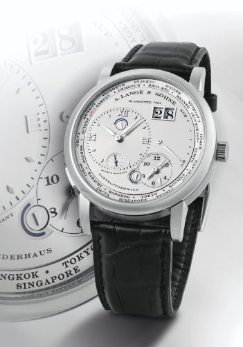 A. Lange & Söhne 116.025B : Lange 1 Timezone Sincere Singapore