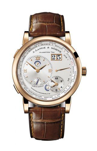A. Lange & Söhne 116.032 : Lange 1 Timezone Pink Gold / Silver