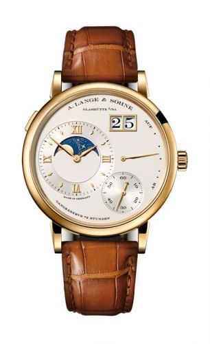 A. Lange & Söhne 139.021 : Grand Lange 1 Moonphase Yellow Gold