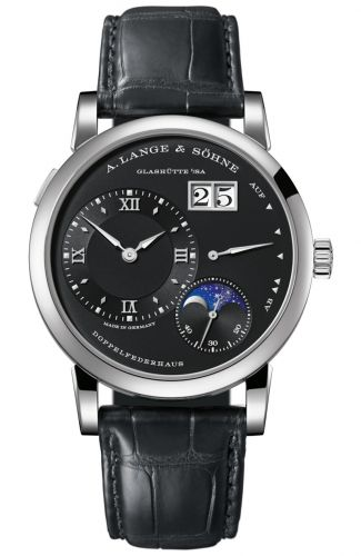 192.029 : A. Lange & Söhne Lange 1 Moonphase Day / Night White Gold / Black