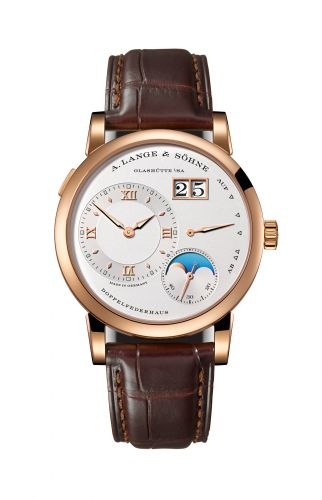 192.032 : A. Lange & Söhne Lange 1 Moonphase Day / Night Pink Gold / Silver