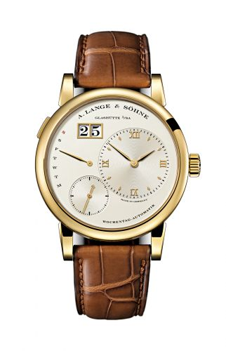 A. Lange & Söhne 320.021 : Lange 1 Daymatic Yellow Gold