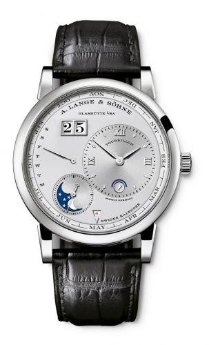 A. Lange & Söhne 720.025 : Lange 1 Tourbillon Perpetual Calendar Platinum