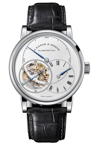 A. Lange & Söhne 760.026 : Richard Lange Tourbillon Pour le Mérite White Gold / Silver