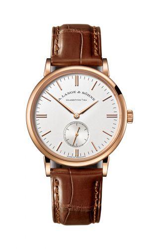 219.032 : A. Lange & Söhne Saxonia 35 Pink Gold / Silver
