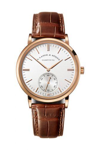 380.033 : A. Lange & Söhne Saxonia Automatik Pink Gold / Silver