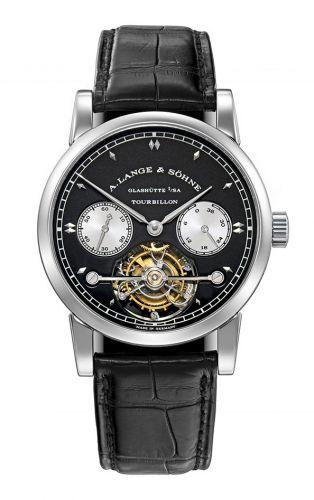 A. Lange & Söhne 701.028 : Tourbillon Pour le Mérite White Gold / Black