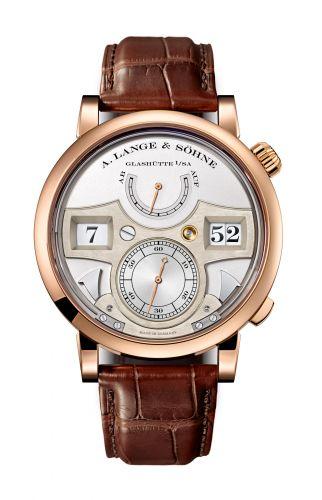 A. Lange & Söhne 145.032 : Zeitwerk Striking Time Pink Gold