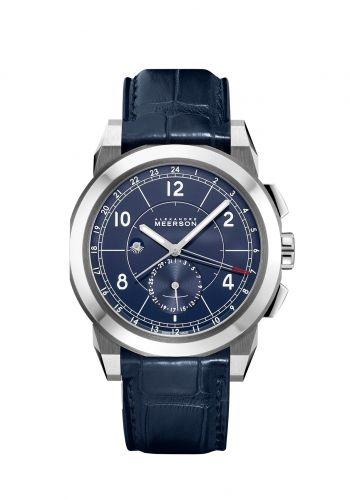 Alexandre Meerson 102-GHLB : D15 MK-1 Grey Gold / Blue