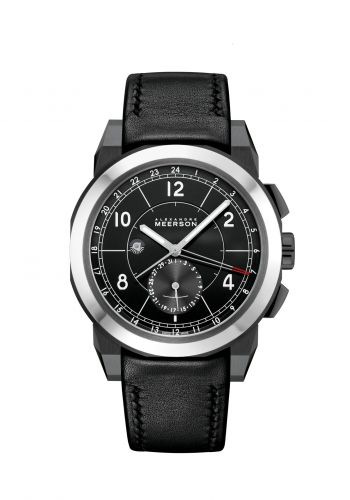 Alexandre Meerson 102-GJLA : D15 MK-1 Titanium Grey Gold / Black