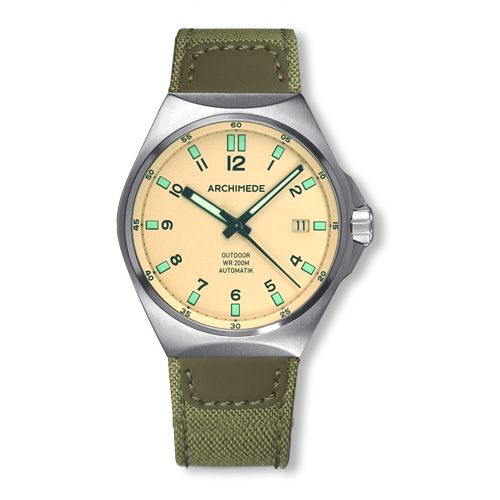 Archimede UA8239CA-A5.1-H : OutDoor 39 Protect Stainless Steel / Cream / Canvas