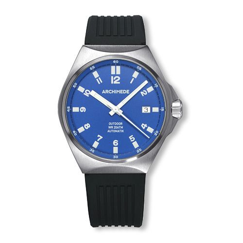 Archimede UA8239S-A3.1-H : OutDoor 39 Protect Stainless Steel / Blue / Rubber