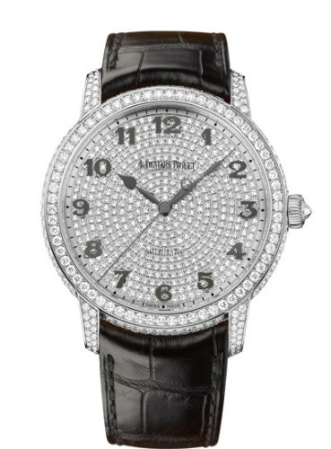Audemars Piguet 15159BC.ZZ.D002CR.01 : Jules Audemars Selfwinding White Gold / Diamond