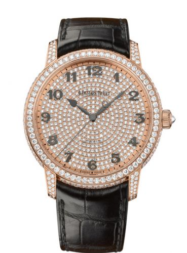 Audemars Piguet 15159OR.ZZ.D002CR.01 : Jules Audemars Selfwinding Pink Gold / Diamond