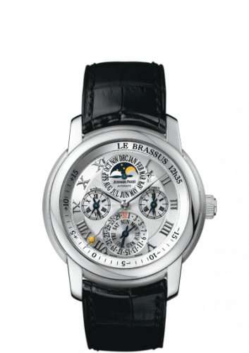 26003BC.OO.D002CR.01 : Audemars Piguet Jules Audemars 26003 Equation of Time White Gold / Silver