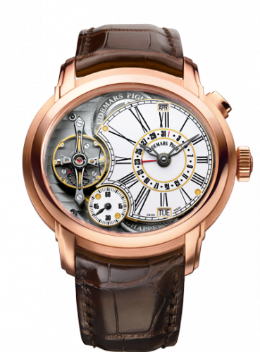 Audemars Piguet 26149OR.OO.D803CR.01 : Millenary Quadriennium
