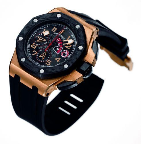Audemars Piguet 26062OR.OO.A002CA.01 : Royal Oak OffShore 26062 Team Alinghi Pink Gold