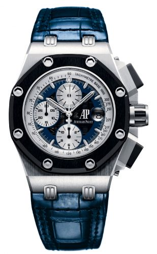 Audemars Piguet 26078PO.OO.D018CR.01 : Royal Oak OffShore 26078 Barrichello II Platinum