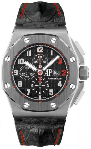 Audemars Piguet 26133ST.OO.A101CR.01 : Royal Oak OffShore 26133 Shaquille O'Neal Stainless Steel