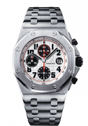 Audemars Piguet 26170ST.OO.1000ST.01 : Royal Oak Offshore 26170 Chronograph Panda