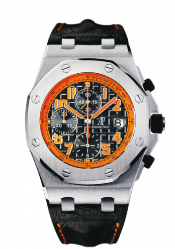 Audemars Piguet 26170ST.OO.D101CR.01 : Royal Oak Offshore 26170 Chronograph Volcano