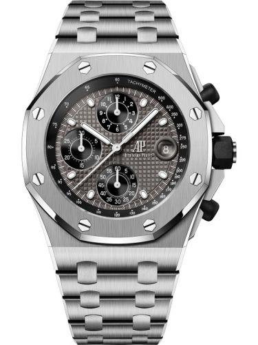 Audemars Piguet 26238TI.OO.2000TI.01 : Royal Oak Offshore Titanium / Grey / Bracelet