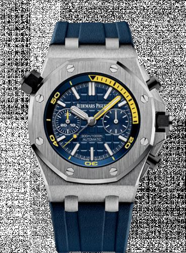 Audemars Piguet 26703ST.OO.A027CA.01 : Royal Oak Offshore Diver Chronograph Blue