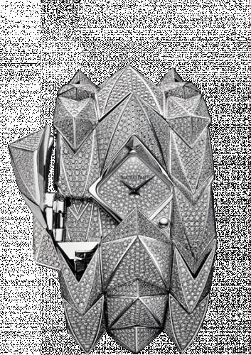 Audemars Piguet 79420BC.ZZ.9190BC.01 : Haute Joaillerie Diamond Fury
