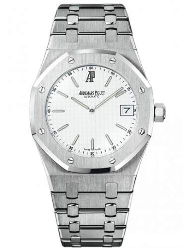 Audemars Piguet 15202ST.OO.0944ST.01 : Royal Oak Extra-Thin Stainless Steel / Silver