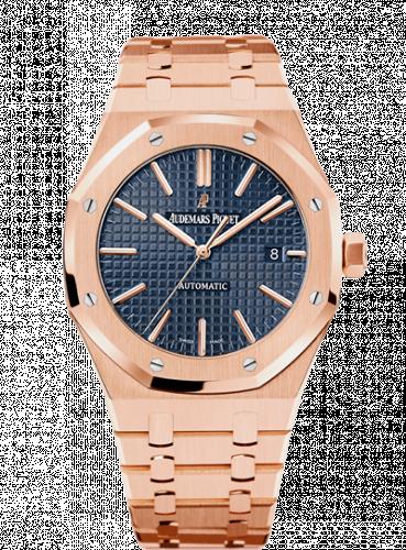 Audemars Piguet 15400OR.OO.1220OR.03 : Royal Oak 15400 Pink Gold Boutique Edition