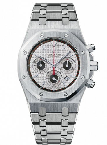Audemars Piguet 26300ST.OO.1110ST.06 : Royal Oak 26300 Chronograph Stainless Steel / Panda