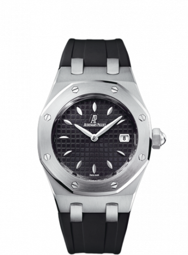 Audemars Piguet 67620ST.OO.D002CA.01 : Royal Oak 67620 Stainless Steel / Black / Rubber