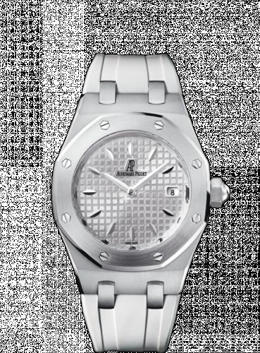Audemars Piguet 67620ST.OO.D010CA.01 : Royal Oak 67620 Stainless Steel / Silver / Rubber