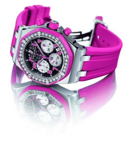 Audemars Piguet 26266SK.ZZ.D069CA.01 : Royal Oak OffShore Lady 26266 LadyCat