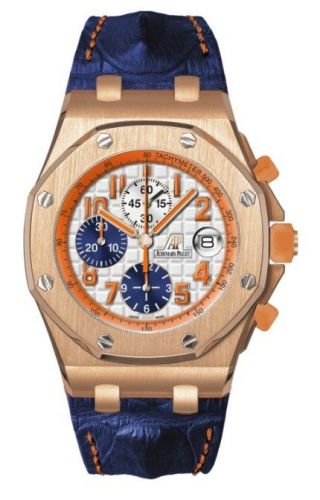 Audemars Piguet 26217OR.OO.D311CR.01 : Royal Oak OffShore 26217 US Boutique Pink Gold