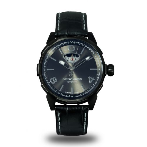 Bastian Antoni BA01.BLACK HOUR.8719326505879 : Turbulent - Black Hour